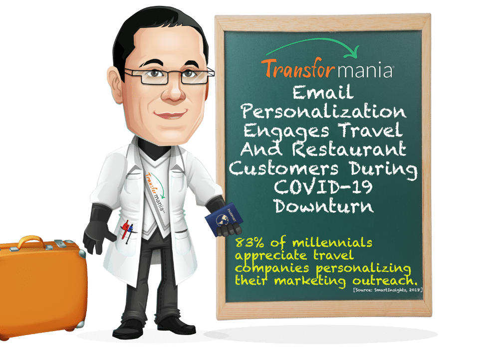 Email Personalization Engages Travel And Restaurant Customers During COVID-19 Downturn